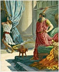 Life of David            I Samuel19