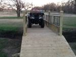 Men Build Bridges but God Separates the Waters!!!!!!