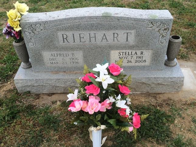 mammaws grave